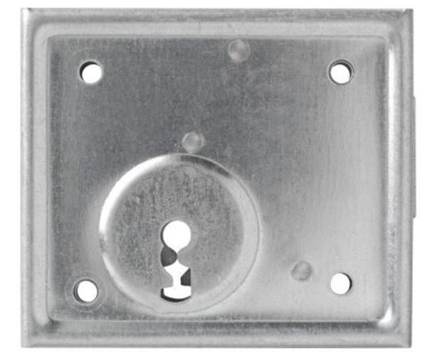 ABUS Aufschraubschloss mit Buntbartschlüssel ASS BB - 21513