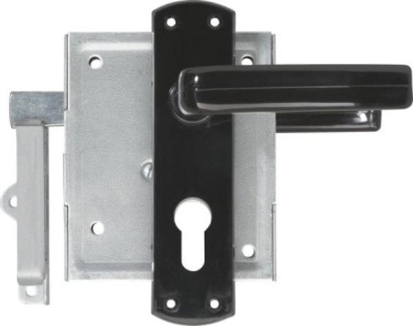 ABUS Aufschraubschloss zur Aufnahme von Türzylindern ASS HF PZ - 22417
