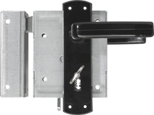 ABUS Aufschraubschloss mit Buntbartschlüssel ASS SF BB - 22418