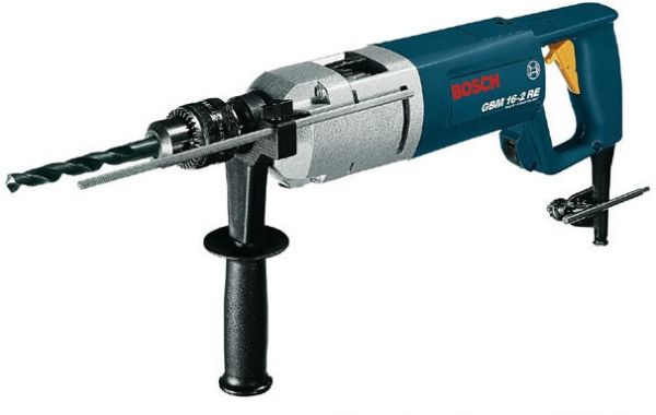 Bosch 2-gang-bohrmaschine gbm 16-2 re - rubart - ean 3165140147644