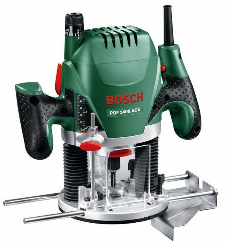 BOSCH grün Bosch Oberfräse POF 1400 ACE 060326C800
