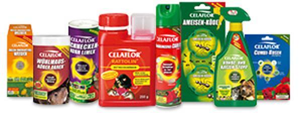 Celaflor Produkte